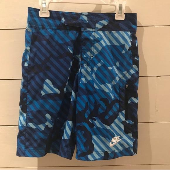 f99a7297bf Nike Swim | Boys Lined Volley Trunks Nwot | Poshmark